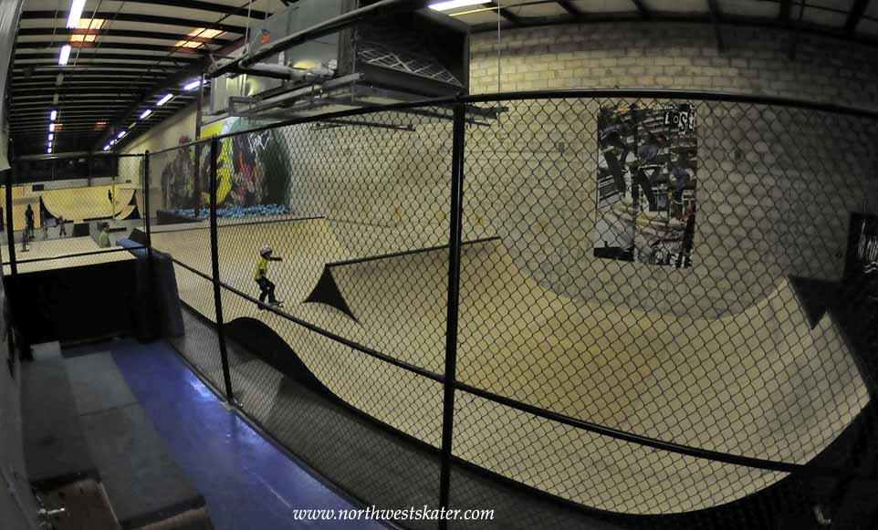 Orlando (Metro Academy), Florida Skatepark