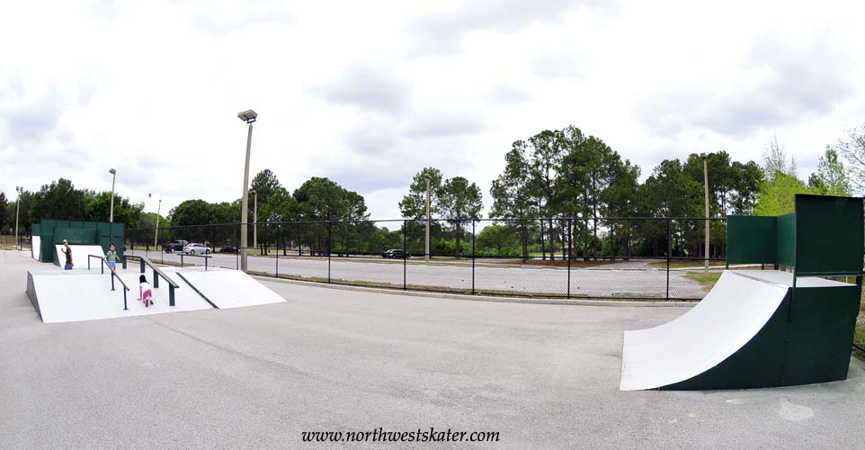 Orlando Barnett Florida Skatepark