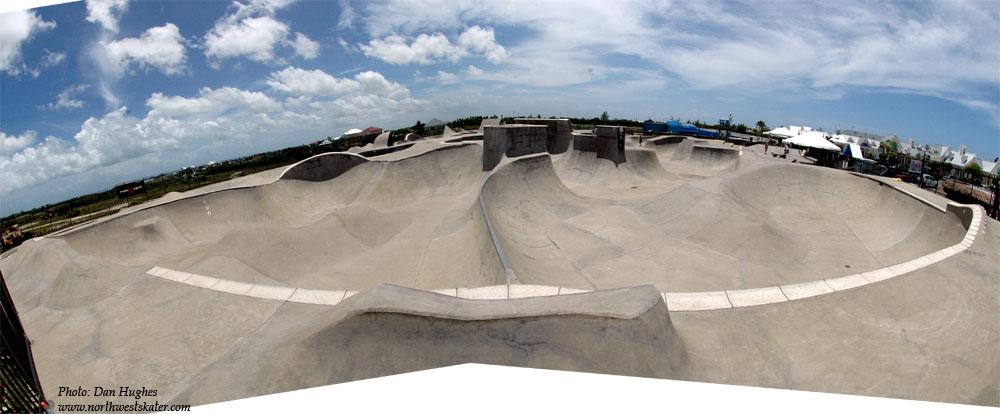 Skate Island In Grand Island