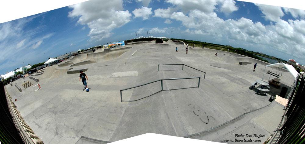Grand Cayman Island Skatepark
