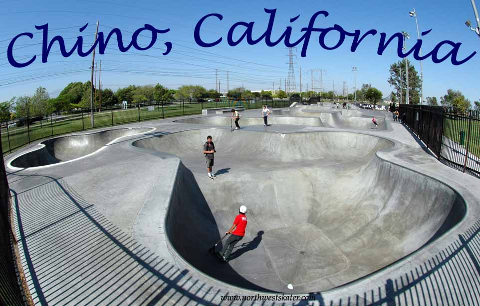 Chino California Chino California Skatepark