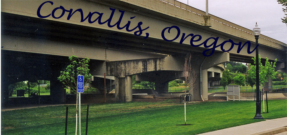 Corvallis, Oregon Skatepark
