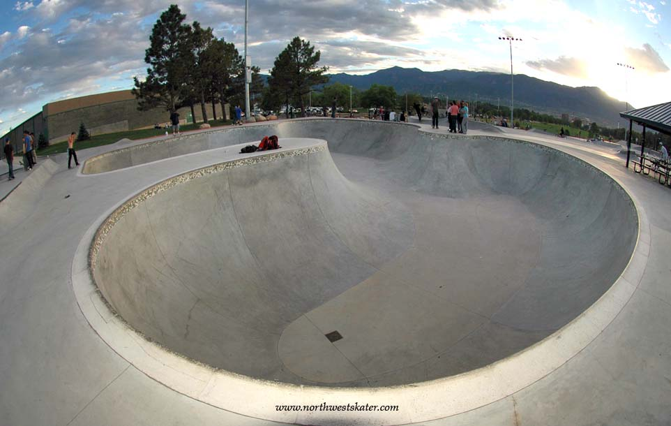 Colorado springs memorial park colorado skatepark page 2 - Memorial gardens colorado springs ...