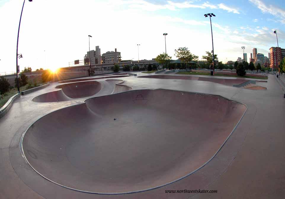 Denver Colorado Skatepark