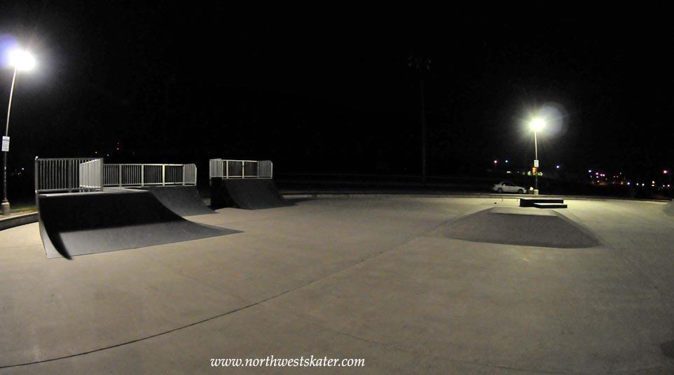 Elko Nevada Skatepark