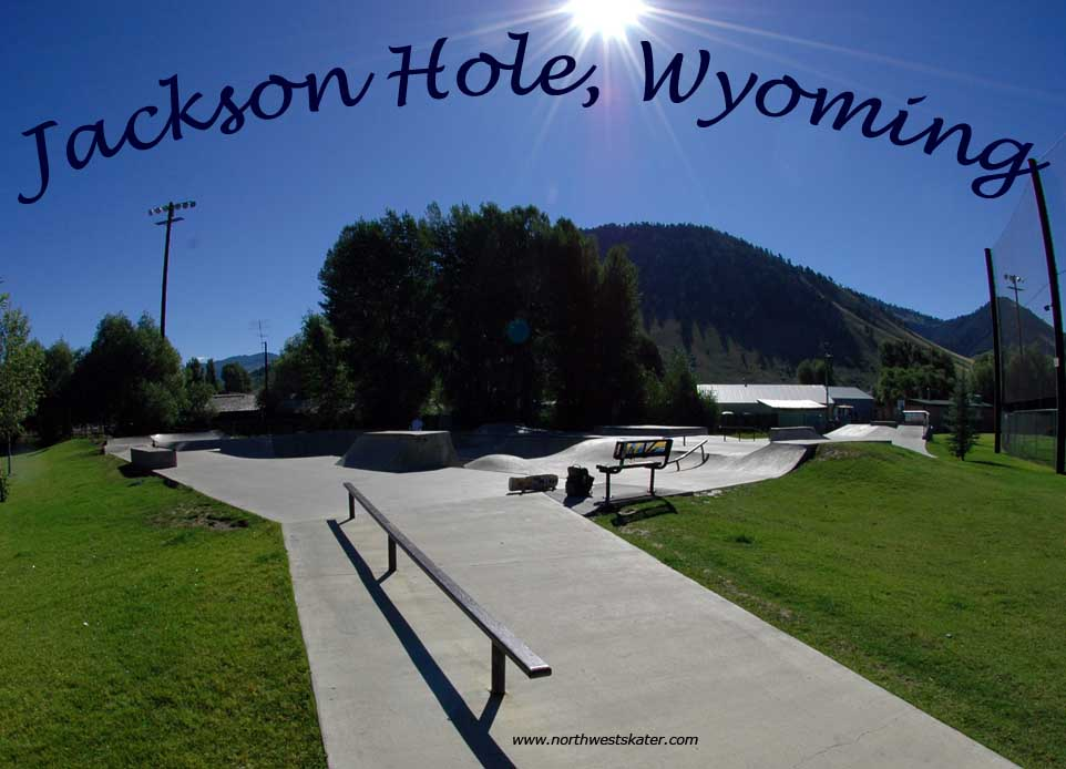 Jackson hole wyoming skatepark