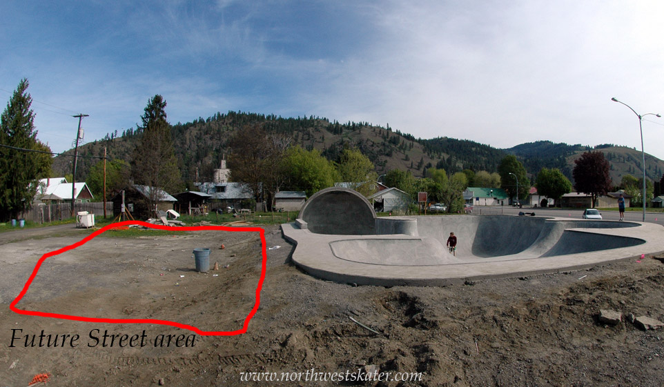 Kettle Falls Washington ~ Kettle falls wa skatepark