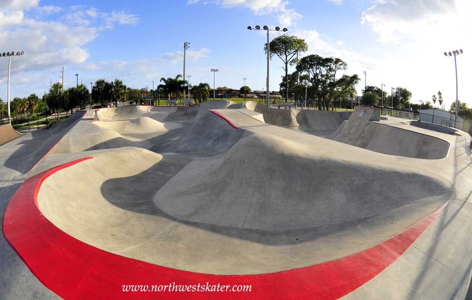 Florida Skateparks Map.Naples Florida Skatepark