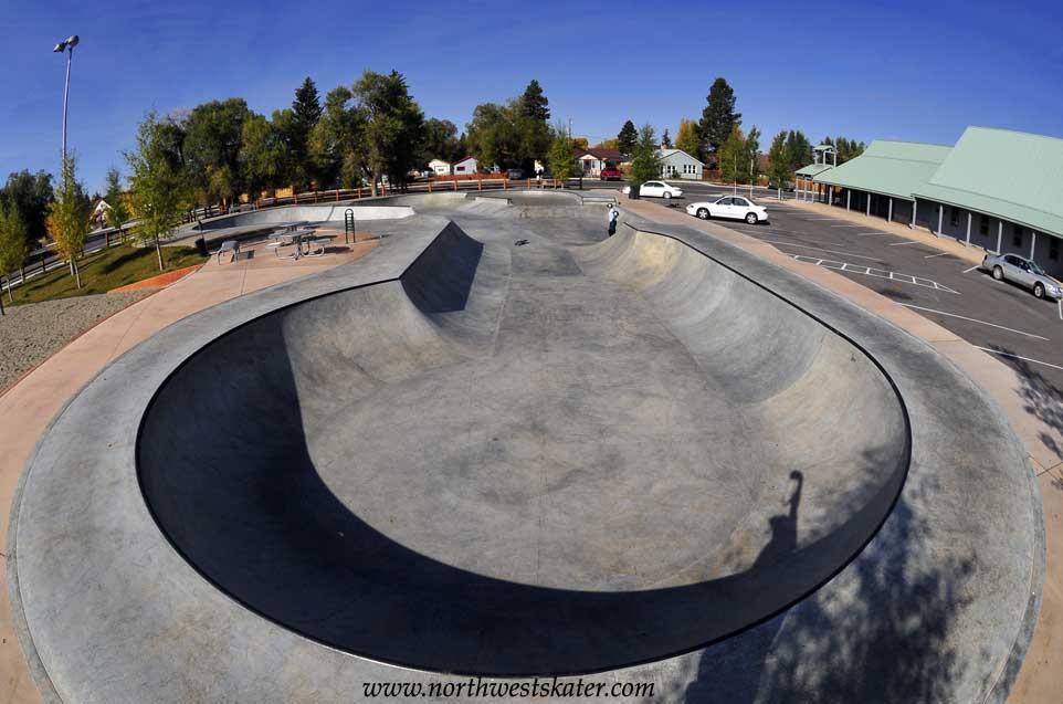 Pinedale Wyoming Skatepark