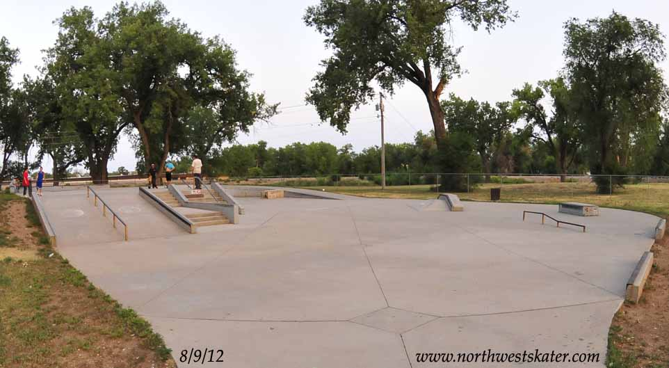 Rapid City South Dakota Skatepark