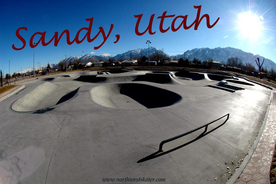 Sandy, Utah Skatepark