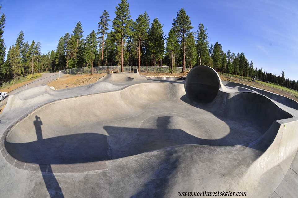 Sisters Oregon Skatepark