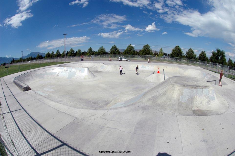 Spanish Fork, Utah Skatepark