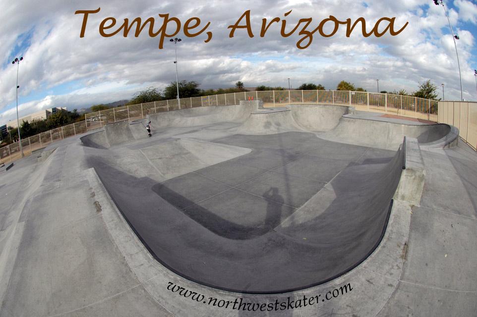 Tempe Az Skatepark