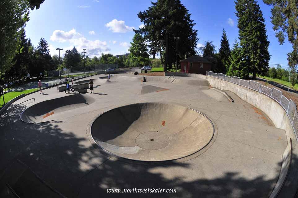 Tualatin, Oregon Skatepark