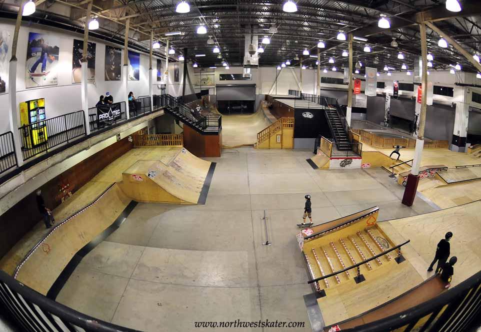 vans skateparks