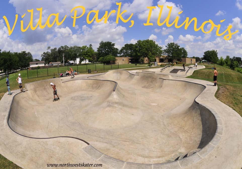 Lake Villa Il Skatepark
