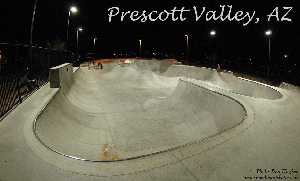 Prescott Valley Arizona Skatepark