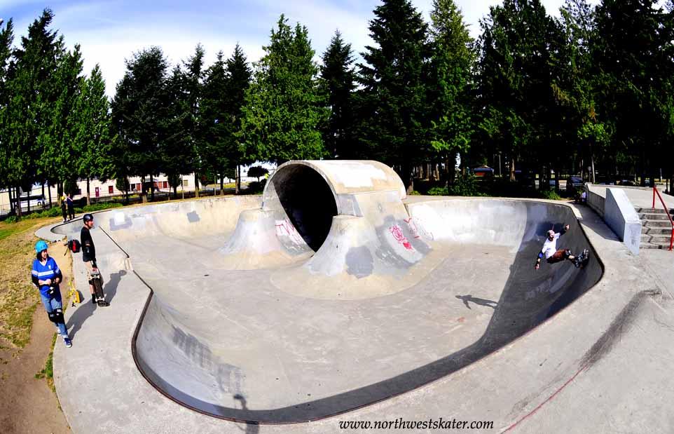 Arlington Skatepark Washington