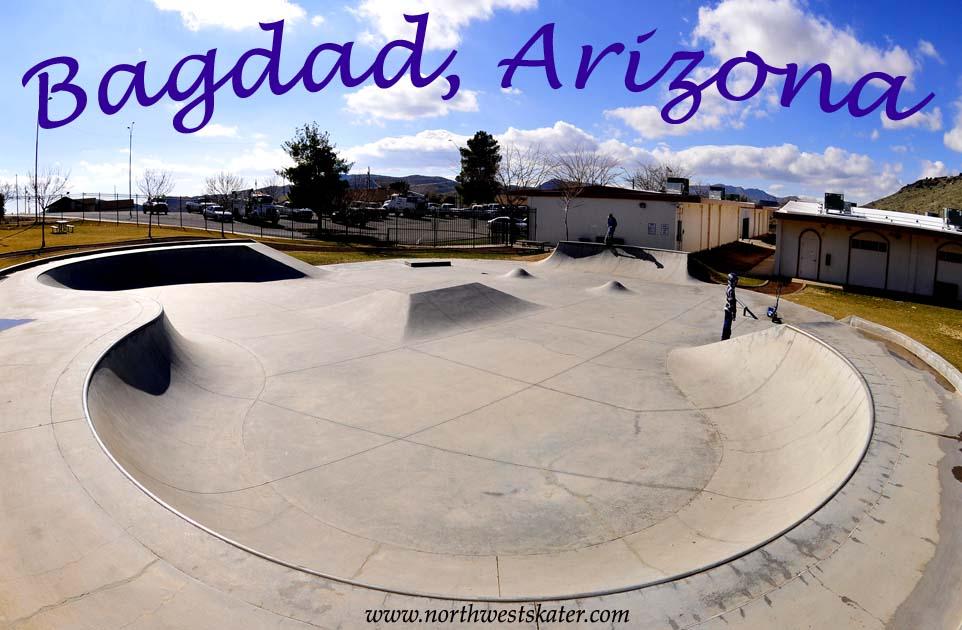 Bagdad Arizona Skatepark