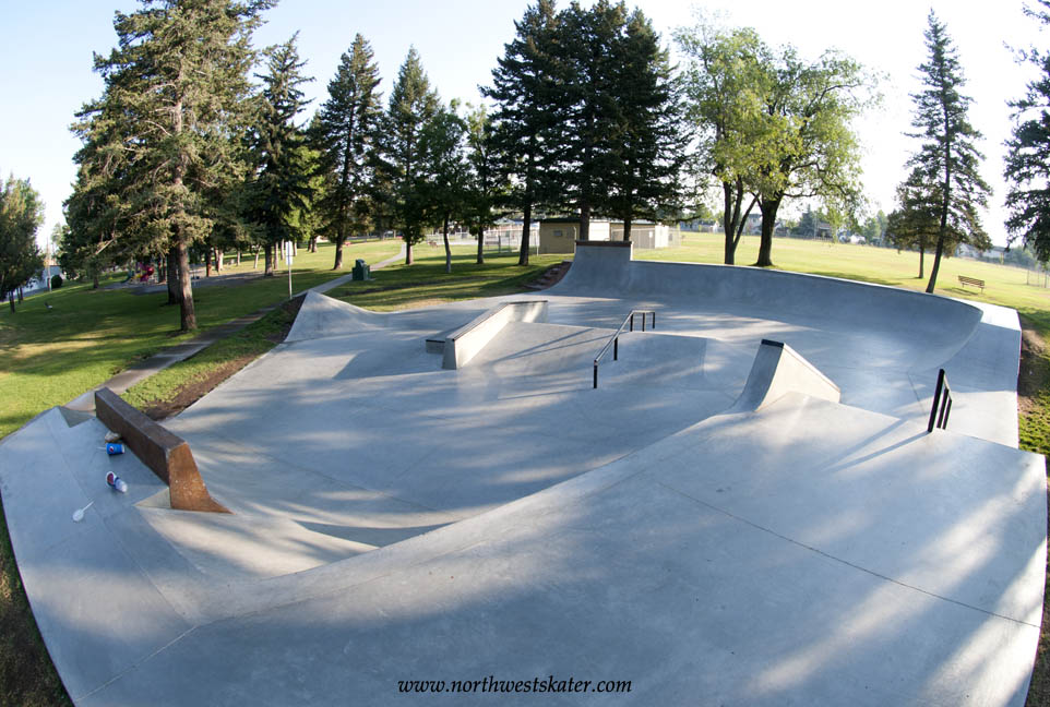Belgrade Skatepark, Montana