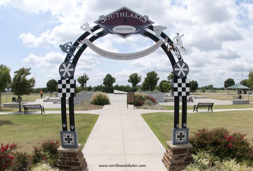 Oklahoma City (South Lakes) Skatepark, Oklahoma