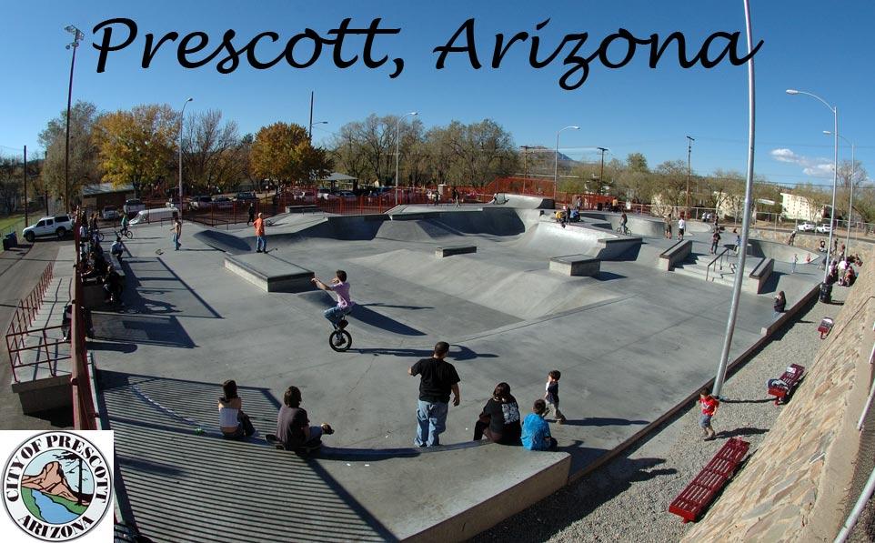 Prescott Az Skatepark