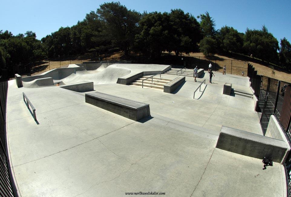 Solvang Skatepark, California